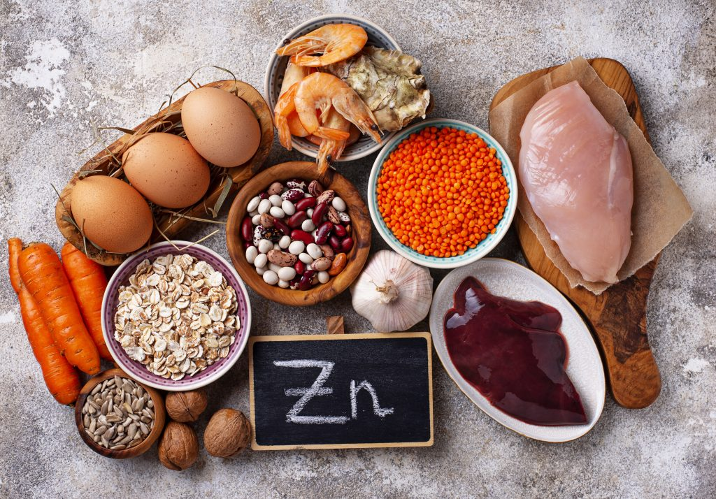 Zinc et immunité antivirale - Maryse THIEBAUD Santé